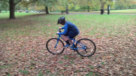 Cyclo-cross, Oct 2014