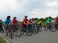 Redbridge Cycling Centre, June 2013