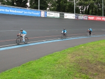 Herne Hill Velodrome, Oct 2013