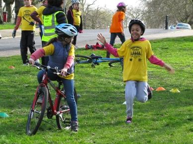 Cyclo Cross Relay, March 2014