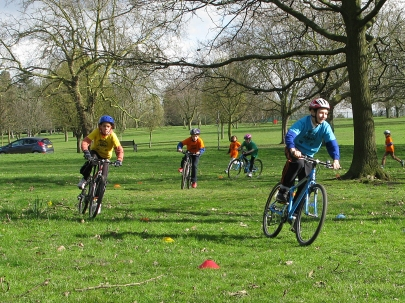 Cyclo Cross Relay, March 2014