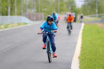 Olympic VeloPark, May 2014