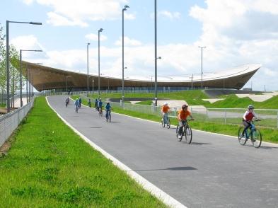 Olympic VeloPark, May 2014