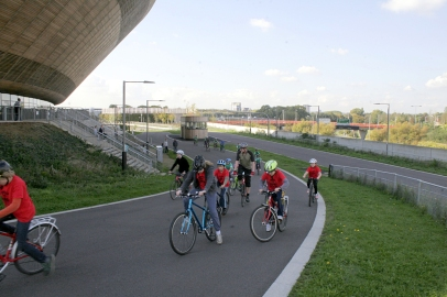 Road Circuit, Olympic Park, Oct 2015