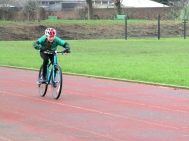 Time Trial, Finsbury Park, Feb 2016