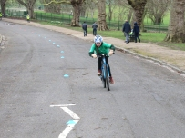 Hill Climb, Finsbury Park, March 2016