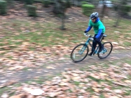 Cyclo-cross, Finsbury Park, December 2016