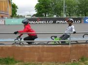 Herne Hill Velodrome, May 2017