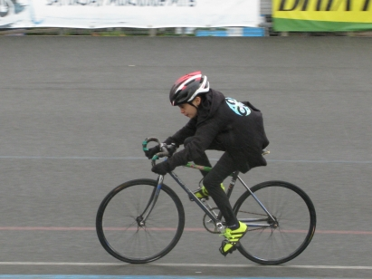 Herne Hill Velodrome, May 2017
