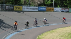 Herne Hill Velodrome, May 2018