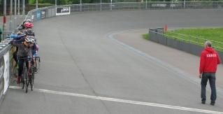 Herne Hill Velodrome, May 2019