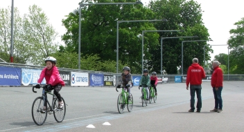 Herne Hill Velodrome, May 2019